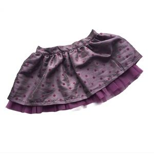 🧚‍♀‍4/$25 Cherokee Satin and Tulle 12M Skirt